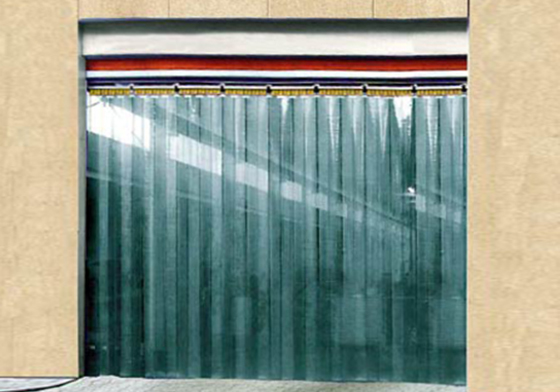 透明软帘门